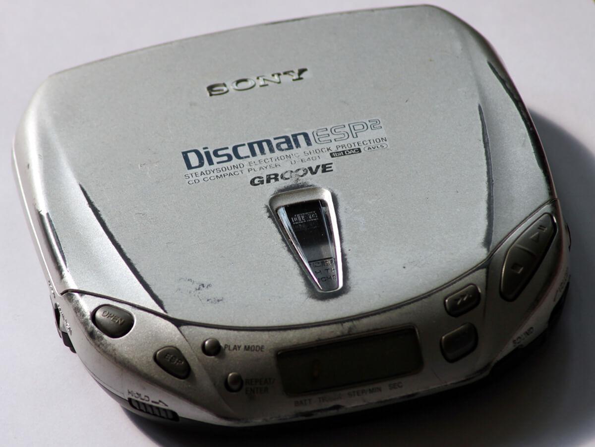 Der Discman