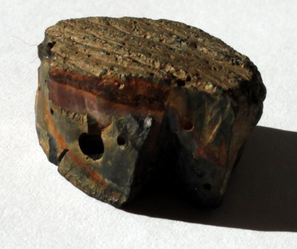Der Stein mit dem Luftloch