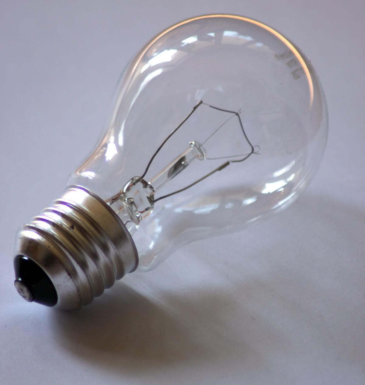 Die Glühbirne